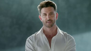 Hrithik Roshan Requests To Stand Together In These Times Of Pandemic And Other Tragedies