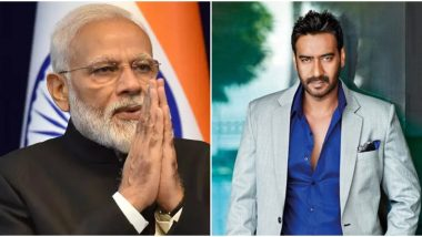 Ajay Devgn Promotes Aarogya Setu App Through a Quirky Video; Thanks PM Narendra Modi for Creating 'Personal Bodyguard' for Everyone