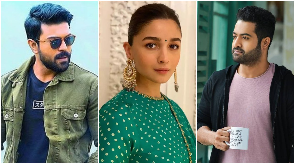 RRR: Alia Bhatt to Have a Love Triangle with Jr NTR and Ram Charan? Director SS Rajamouli Answers...