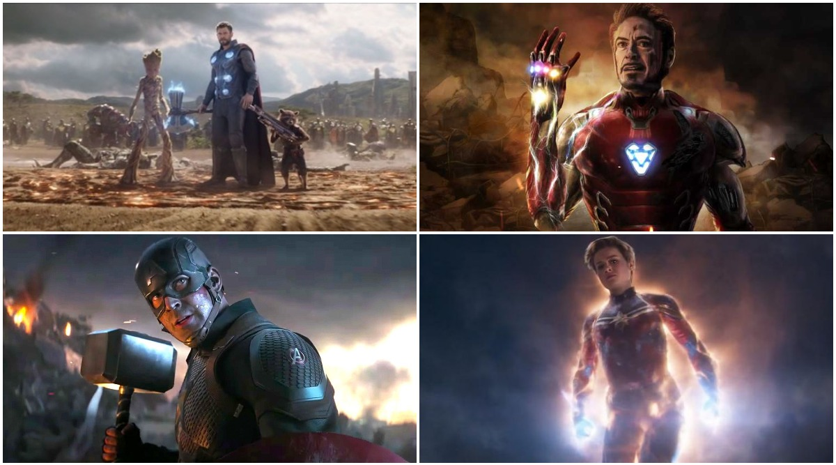 MCU Rewatch: 13 'Hell Yeah!' Moments in the Avengers Infinity War Saga That Will Make You Wanna Visit the Movies Again in Lockdown!