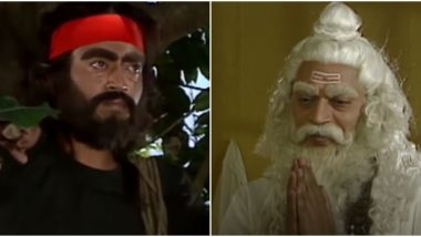 Irrfan Khan No More: Did You Know the Actor Had Played Sant Valmiki in DD Metro's Mythological Show Jai Hanuman?
