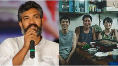 SS Rajamouli's Comments on Parasite Upsets This Filmmaker, Says 'He Has Embarrassed the Indian Film Industry'
