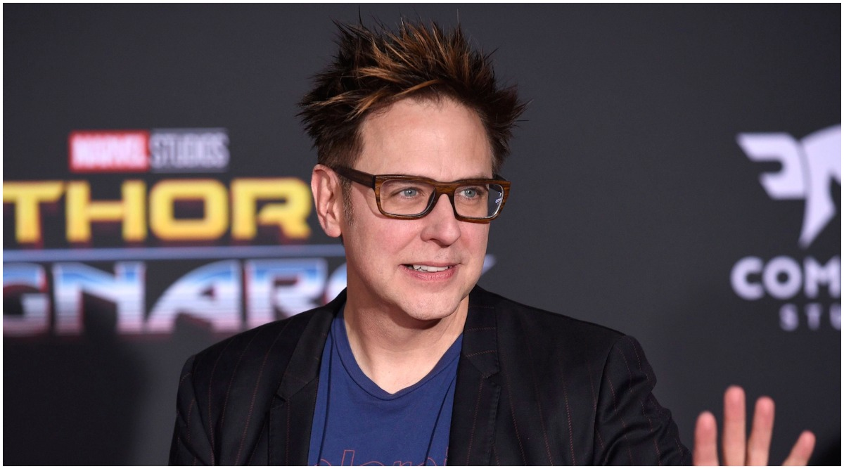 James Gunn Picks a Marvel Character He'd Like to Quarantine With and We Think It's a Brilliant Choice