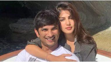 Sushant Singh Rajput Had Signed Rumy Jafry's Rom-Com With Rumoured Girlfriend Rhea Chakraborty