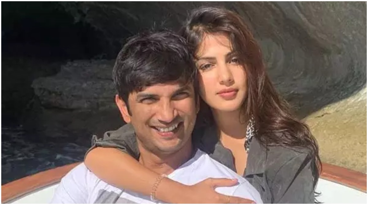 Rhea Chakraborty Says Sushant Singh Rajput is Cute and Attractive But...