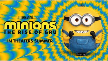 Coronavirus Effect: 'Minions: Rise of Gru' Gets Delayed By a Year Amid COVID-19 Pandemic, Will Now Hit the Screens on July 2, 2021