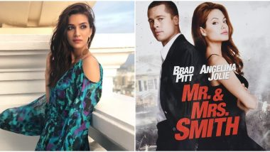 Kriti Sanon Reveals She Wants to Do a Mr. & Mrs. Smith Remake with This Actor - Guess Who?