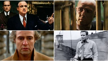 Marlon Brando Birth Anniversary Special: 10 Movie Quotes of The Godfather Actor That Are Simply Power-Packed