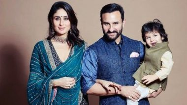 Coronavirus Outbreak: Kareena Kapoor Khan – Saif Ali Khan Pledge Support to PM-CARES and Maharashtra CM's Relief Fund (View Post)