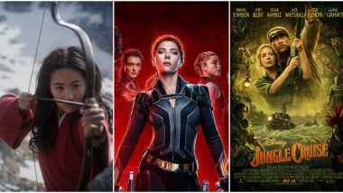 Marvel's Black Widow, Disney's Mulan, Jungle Cruise Get New Release Dates