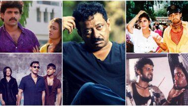 Ram Gopal Varma Birthday Special: 10 Brilliant Films The Unorthodox Director Has Given To Bollywood Cinema