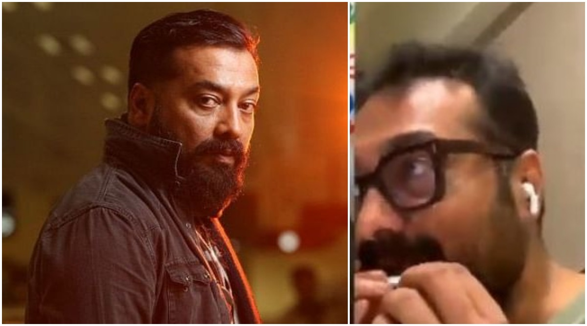 Did Anurag Kashyap 'Roll a Joint' on Video? The Director Gives a Fitting Reply to Troll Making This Accusation on Twitter!