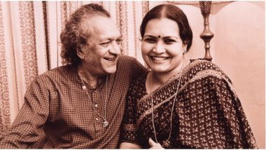 Sukanya Shankar on Her Grammy Award-Winning Husband Pandit Ravi Shankar