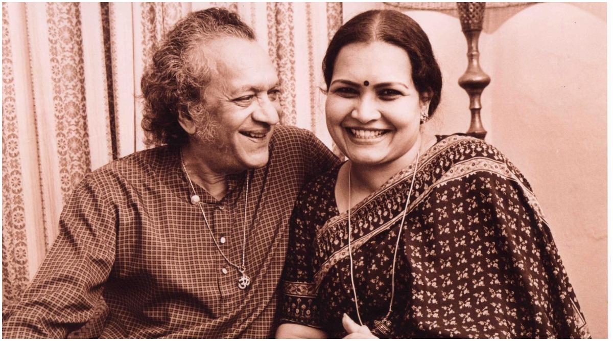 Sukanya Shankar on Her Grammy Award-Winning Husband Pandit Ravi Shankar: 'He Is Celebrated Everywhere, Wherever I Go'
