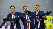 How to Watch PSG vs Atalanta, UCL 2019-20 Live Streaming Online in India? Get Free Telecast Details of UEFA Champions League in IST