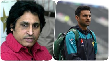 Ramiz Raja Accuses Shoaib Malik's Manager For Misusing His Twitter Credentials?