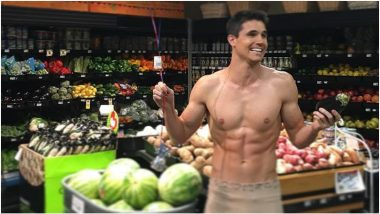 Robbie Amell Birthday: 7 Thirst Traps From the Actor's Instagram (See Pics)