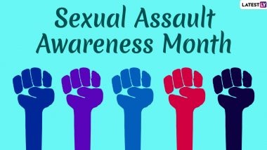 Sexual Assault Awareness Month, April 2020: What Is SAAM? Know History, Significance and How to Participate in This Movement