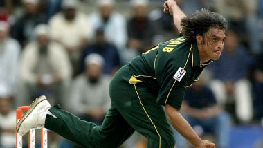 This Day That Year: When Shoaib Akhtar Became the First Bowler to Break the 100mph Barrier in ODIs Against New Zealand in Lahore