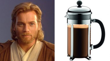 Viral Twitter Thread Imagines How Star Wars Characters Would Drink Their Coffee and the Photos Are Too Apt!