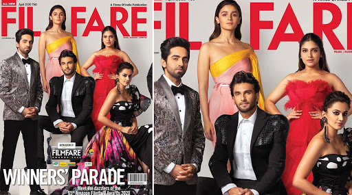 Taapsee Pannu Cracks The Code To Make It To The Filmfare Cover And The Pic Makes Us Say 'Hell Ya!' With Her