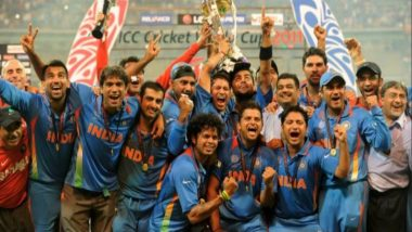 Chennai Super Kings & Mumbai Indians Hail Team India for Winning 2011 World Cup Finals