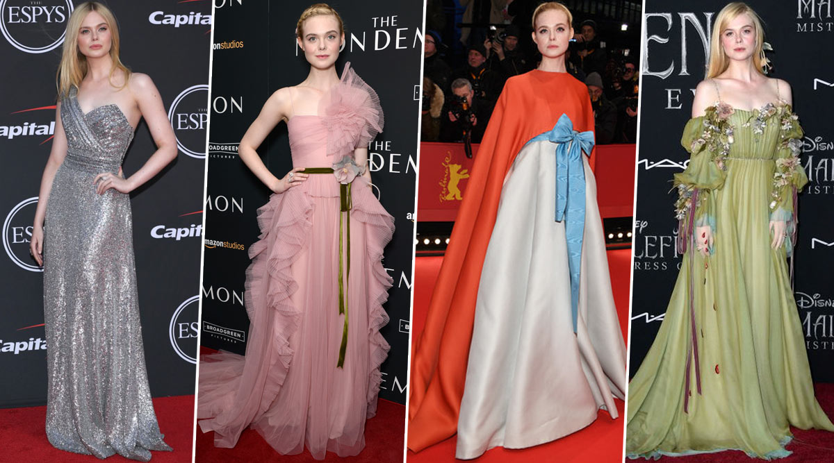 Elle Fanning Birthday Special: 7 Red Carpet Appearances of the Actress that Prove She's the Princess of Her Own Fairytale (View Pics)