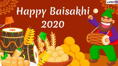 Baisakhi 2020 Greetings and Wishes: Celebrate the Punjabi New Year with HD Images, Quotes, WhatsApp Messages and GIFs on Vaisakhi