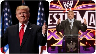 Donald Trump Praises Triple H for Completing 25 Years in WWE, US President Labels him as a 'Total Winner'