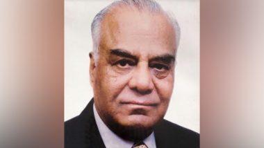 JR Sood, EROS Group Founder, Dies at 94