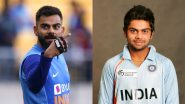 Why is Virat Kohli Called Chiku? Here's the Story Behind Indian Cricket Team Captain's Nickname