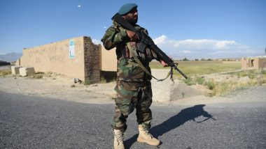 Afghanistan: 14 Afghan Security Force Members Killed in Attack Claimed by Taliban