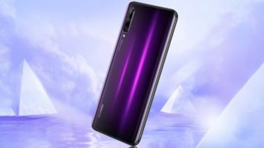 Huawei Y9s Smartphone To Be Launched in India Soon