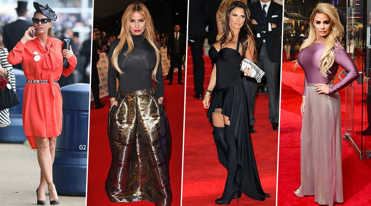 Katie Price Birthday Special: Bold is Always Beautiful For Her (View Pics)