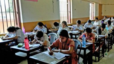 SSLC Exam 2021: 10th State Board Exam Will Take Place From June 21, Says Karnataka Education Minister S Suresh Kumar After CBSE Cancelled Board Exam