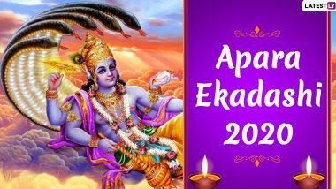 Apara Ekadashi 2020 Date and Shubh Muhurat: Know Puja Vidhi and Significance of Auspicious Day Worshiping Lord Vishnu