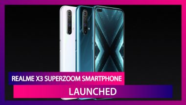 Realme X3 Superzoom Sporting Snapdragon 855+ SoC Launched; Check Prices, Variants, Features Specifications