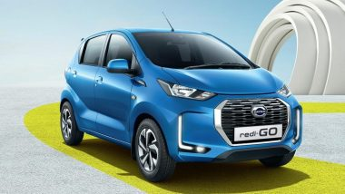2020 Datsun Redi-GO Facelift BS6 Launched; Price in India Starts at Rs 2.83 Lakh
