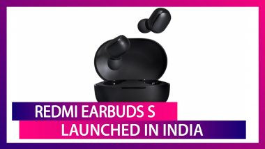 Xiaomi Owned Redmi Earbuds S Unveiled in India; Price, Features & Specifications
