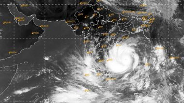 Cyclonic Circulation Seen Over Odisha, Likely to Move Northwestwards During Next 3 Days, Says IMD