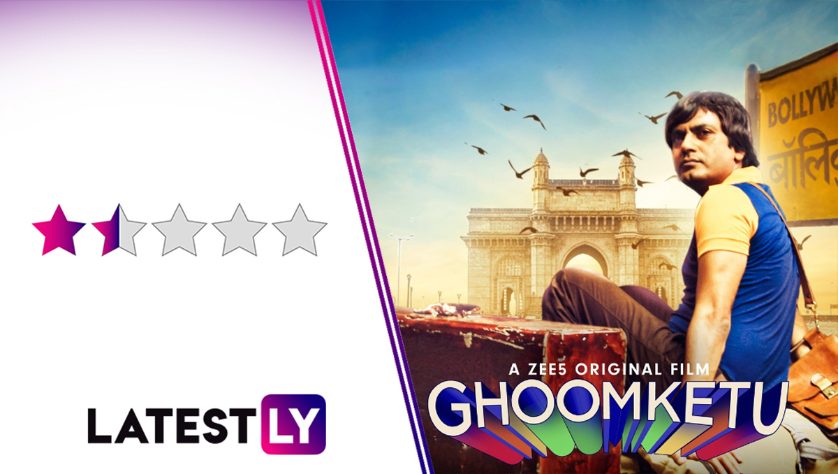 Ghoomketu Movie Review: Nawazuddin Siddiqui's Meta Comedy Is Clunky and Totally Off the Mark!