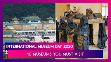 International Museum Day 2020: The Louvre, British Museum & More – 10 Museums For Your Bucket List