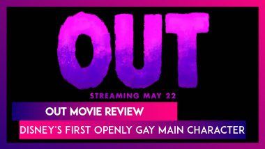 Out Movie Review: Disney Comes Out Of Its Lull With Its First Openly Gay Main Character