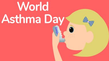 World Asthma Day 2021: Tweeple Share Messages to Raise Awareness About the Inflammatory Disease