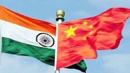 China Lodges Strong Protest with India Over Virtual Presence of Indian MPs at Swearing-in Ceremony of Taiwan's Re-elected President Tsai