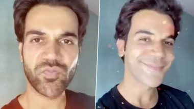 Rajkummar Rao Shed Some Extra Weight by Going Clean Shave This Summer (Watch Video)