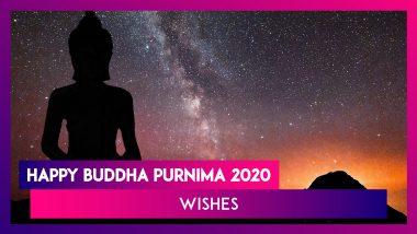 Buddha Jayanti 2020 Wishes & Vesak Greetings, HD Images to Send Ahead of Gautama Buddha's Birthday