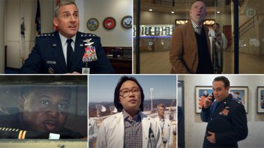 Space Force Trailer: Steve Carell Returns as the 'World's Best Boss', Not For a Paper Company But the Space Army (Watch Video)