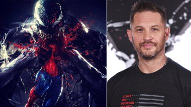 Tom Hardy Does it Again, Drops a Hint About Spider-Man vs Venom Face-Off and Deletes it Later (View Pic)