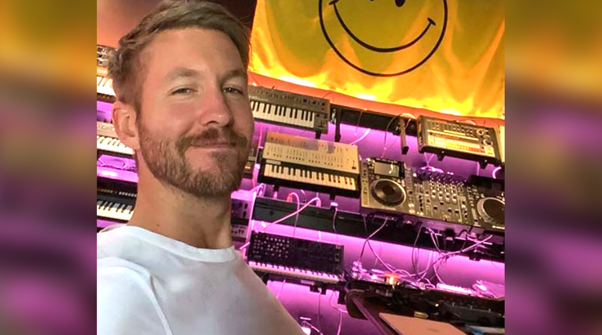 Calvin Harris Reveals How He Was Resuscitated by Doctors After A Heart Failure Back in 2014